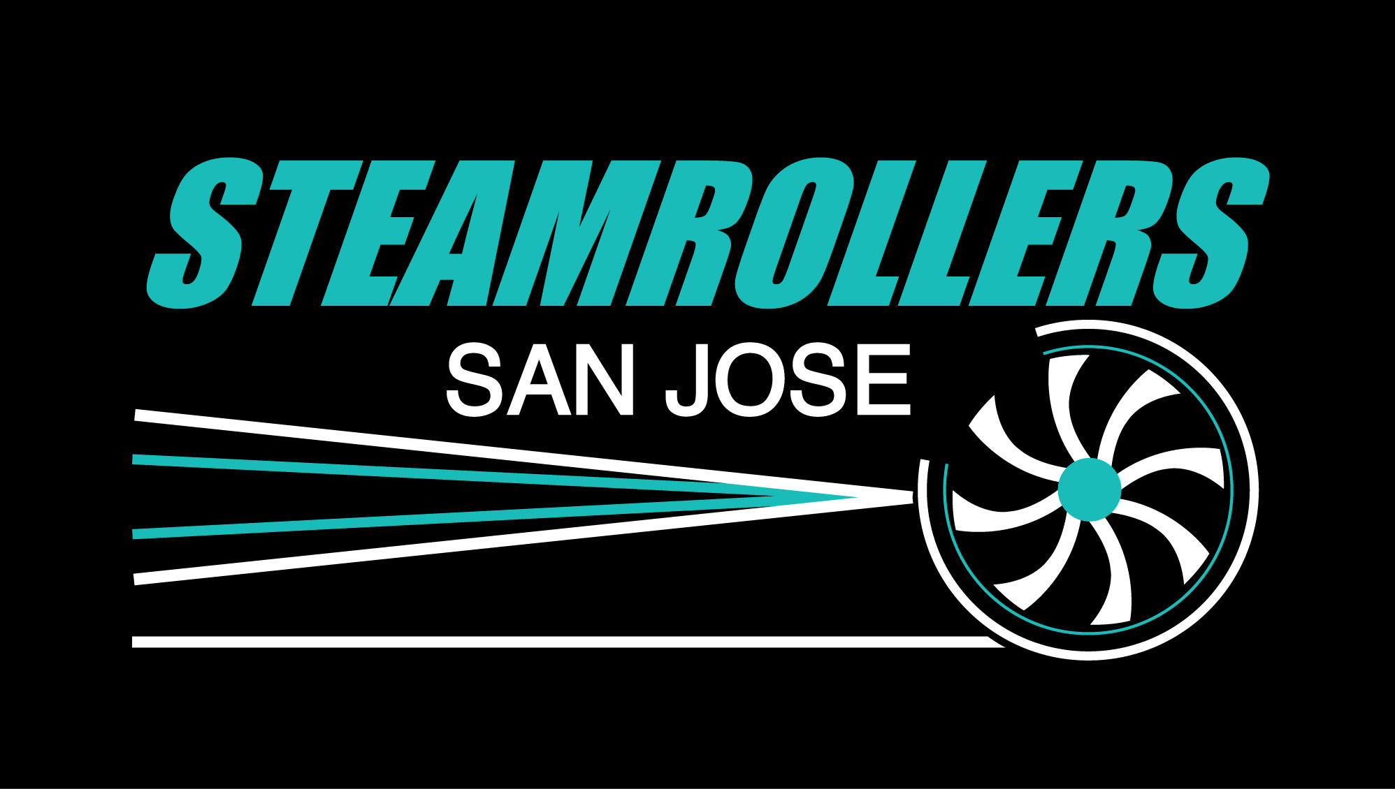 Steamrollers Logo Color #3 hires