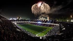 California clasico fireworks