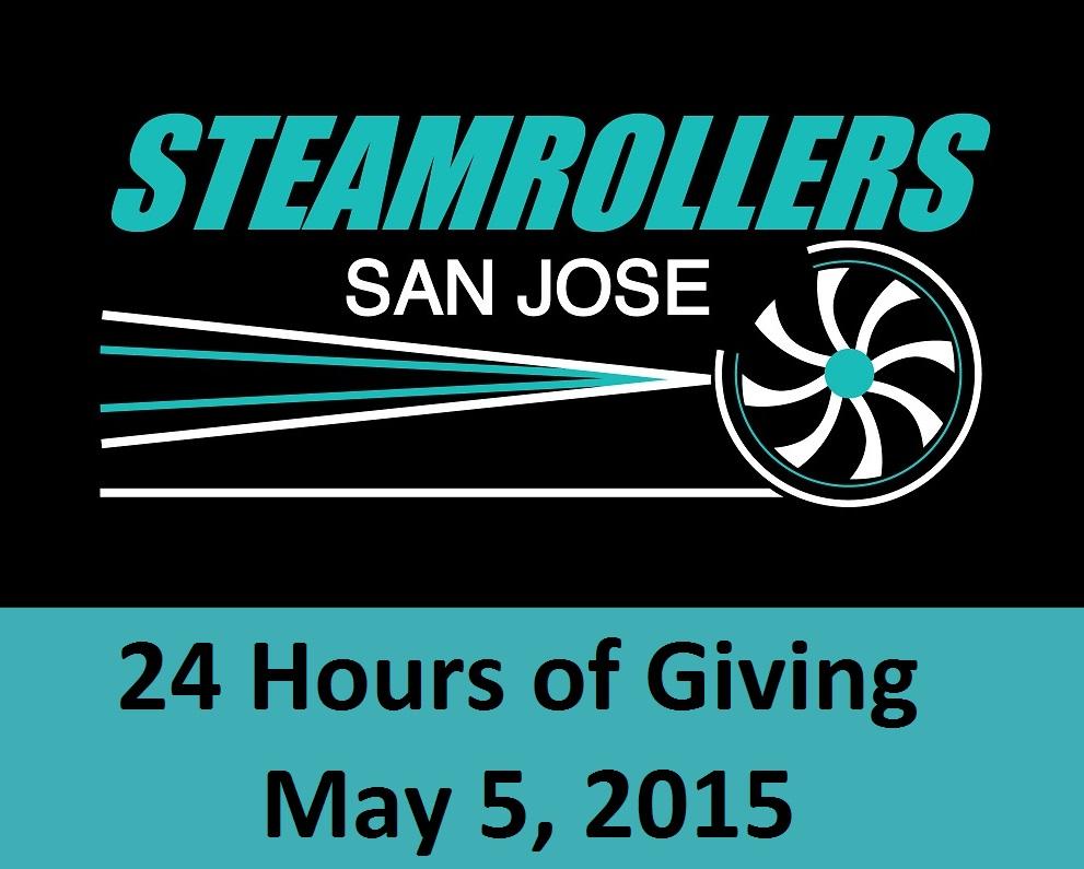 Steamrollers SVGives 2015